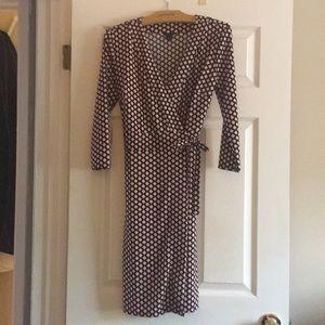 Ann Taylor - Print  Dress